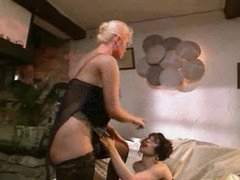 Retro lesbian porn is beautiful to watch
