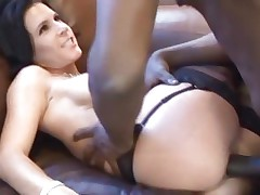 Kendra Secrets sucks cock after some hot anal