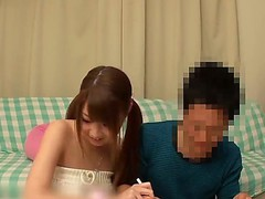 Eager Japanese coach penetrates sweet pupil whose name is Hitomi Kitagawa