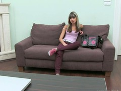 Coarse doggystyle hammering for gorgeous sex kitten Liza