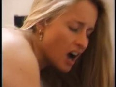 Nut and cocksucking in advance of anal