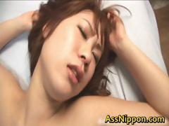 Ann Takamaya Excited Asian Teen Gets part1