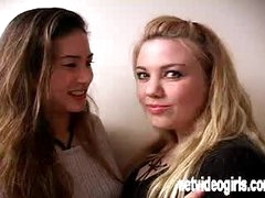 Amateur Claire Attacks Sam - netvideogirls